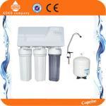 Sistema da filtragem da água da osmose reversa de Undersink com o filtro de água do RO do calibre de pressão