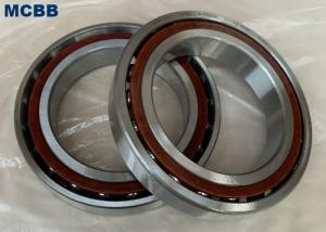China Small Angular Contact Bearings Medium Sized For Car Front Wheel 7307BM on sale