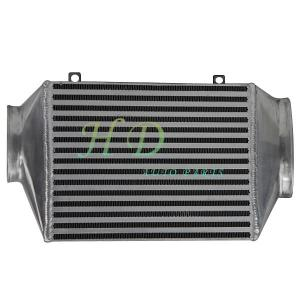 China Aluminum Car Intercooler for BMW MINI COOPER S R53 2002 2003  2004 2005 2006 on sale