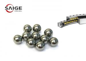 China High Precision G10 Ball Bearing Steel Balls For Double - Row Ball Bearing on sale