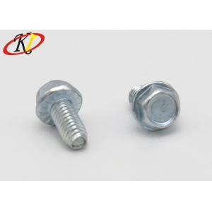 China Serrated Hex Washer Head Thread Forming Screws on sale