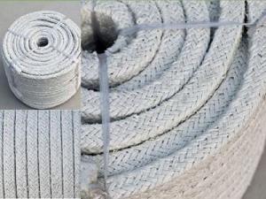 China Alta contracción baja industrial del casquillo de empaquetadura del amianto de la resistencia de abrasión on sale