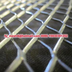 China Hot Sale expanded metal lath diamond mesh on sale