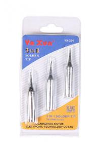 China YX206 solder tip 3in1 on sale