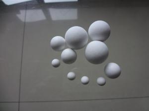 China 92% and 95% high Alumina balls ceramic ball milling machinary(wear resisting,self abrasion loss<0.01%)Al2O3 on sale