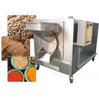 Drum Sesame Seed Nuts Roasting Machine Dry Cereal Grain Roaster 3000*1200*1700 Mm