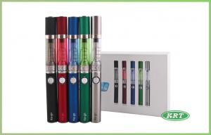 China Bigger vaporizer E Cigarette Batteries with black , stainless , red colors on sale