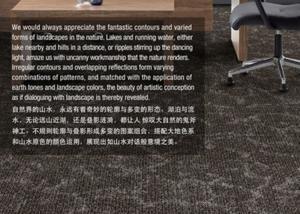 China Efficient Vinyl Carpet Tile Convenient Time Saving Economical Installation Method on sale