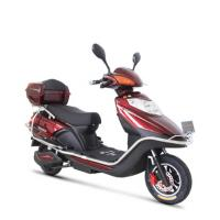 2 wheel Electric motor scooter 500w , battery powered road E Bike for Lady BADAO