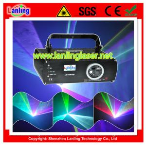 China 230mW RGB Full-color Laser Light L230RGB on sale
