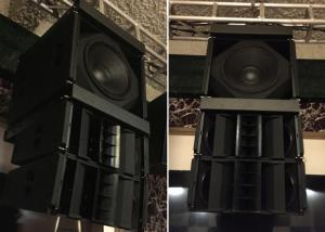 China Live Concert Sound System Equipment , Pro Speaker System for Professional Singers / Stars on sale