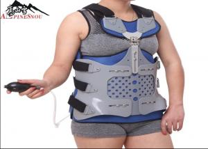 China Inflatable Thoracic and Lumbar Fixation Spinal Orthosis Lumbar Waist Brace for Stability Fracture Fiixation on sale