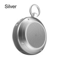 Wireless Bluetooth Speaker Portable Outdoor IPX5 Waterproof Anti-fall FM Radio LED Alarm Clock Audio Player