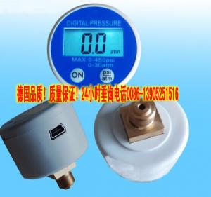 China digital pressure gauge on sale