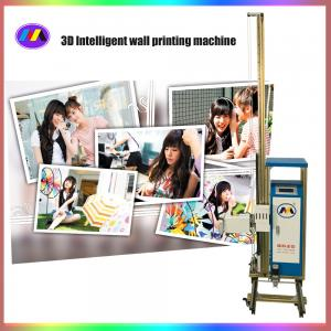 China Sell 3D inkjet printer for wall mural oversea exported manufacturer on sale
