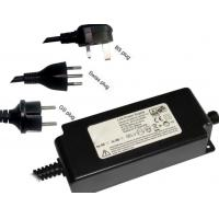 China Water Resistant LED Power Adapter 24v DC 500V For CCTVs / Security System on sale