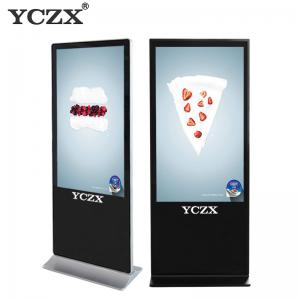 China High Definition Digital Kiosk Display , Indoor Standalone LCD AD Player on sale