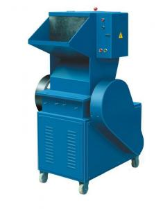 China PET Bottles PP PE Film Plastic Recycling Machines Plastic Crusher 4kw on sale