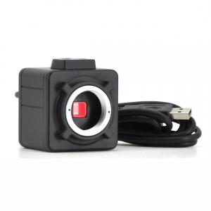 China 720HD 5MP measurement digital microscope Eyepiece ccd camera with Electronic USB on sale