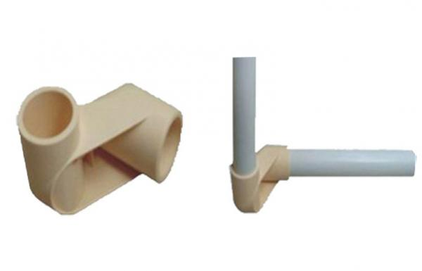 Right Angle St&ing Plastic Pipe Joints Fittings ISO90012008 Images  sc 1 st  Metal Pipe Connectors - Everychina & Right Angle Stamping Plastic Pipe Joints Fittings ISO9001:2008 for ...