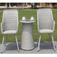 China New Style outdoor Wicker sofa set aluminum frame garden rattan furniture for Event / Party / Backyard on sale