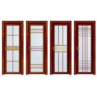 Household Powder Coating Aluminium Casement Door 5 mm + 9 A + 5 mm