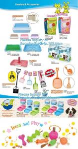 China DOG ACCESSORIES, TREAT & PLAY, DOG TOILET, CAT LITTER PAN, FEEDERS & ACCESSORIES, TRUBMBLING TOY, RUBBER DOG BONE & BALL on sale