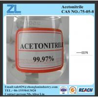 CAS NO.:75-05-8,Acetonitrile china origin 99.99%min