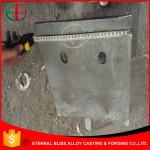 High Temperature Alloy Steel Brace Casting 1.4826 EB3391