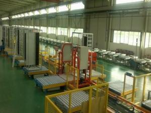 China Distribution Box Switch Gear Production Line For Distribution Board Swichgear Equipment on sale