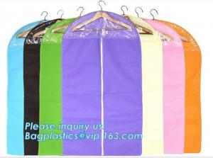 China Garment cover, garment bags, garment sacks, suit cover, dress cover, cover bags, dust cover, laundry bags, basket, pak p on sale