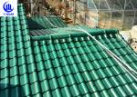 Upv Asa Coated Colonial Times Synthetic Spanish Roof Tiles / Plastic Tile Roof Panels