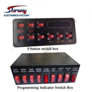 Starway Police Warning Emergency car led light bars for sale