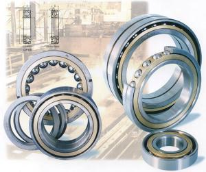 China Stainless Steel Angular Contact Ball Bearing on sale