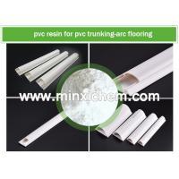 China ISO Factory White Color Powder PVC resin SG3 SG5 SG7 SG8 with K value K65 K66 K67 for PVC trunking-arc flooring on sale
