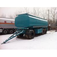 6253GYY-Draw Bar Monoblock Tanker with 3 axles