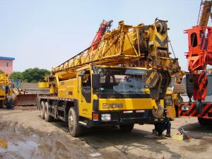 China Used XCMG QY25K5 Truck   Crane on sale