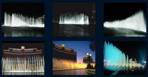 China Outdoor large musical water fountains stainless steel nozzles on sale