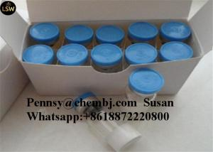 China Polypeptide Hormoes Anti-Anxiety Selank 5mg/vial Human Growth Hormone Releasing Peptides on sale