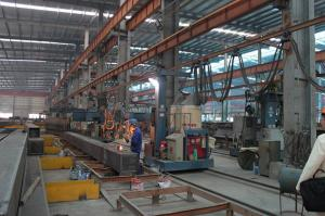 China Frame Building Structural Steel Fabrications Resistance To Bad Climates on sale