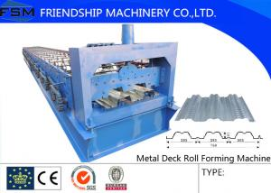 China Portable Manual Floor Deck Roll Forming Machines for Interior Wall Board on sale