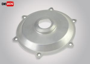 China Natural Color Customized High Pressure Aluminium Die Casting Starter Housing on sale