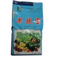 Water flush fruit and vegetable garden fertilizer 15 - 0 - 15 30% for grapes, peach, apple