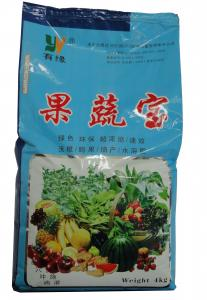 China Water flush fruit and vegetable garden fertilizer 15 - 0 - 15 30% for grapes, peach, apple on sale