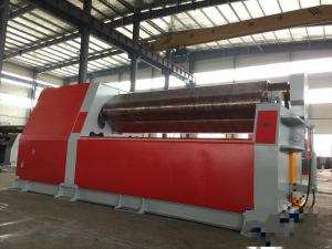 China CNC PLC Control Plate Bending Machine High Effective For Carbon Steel on sale