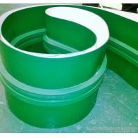 3mm Green PVC Conveyor Belt Smooth Glossy Food Grade High Temperature Conveyor Belt