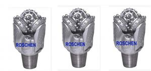 """Quality Vertical Tricone Rock Bit , Rock Drill Bits 9 7/8"""" For Water Well Drilling for sale"""
