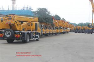 China Heavy Duty Lift XCMG RT25 25 Ton All Wheel Drive Small Rough Terrain Tractor Crane on sale