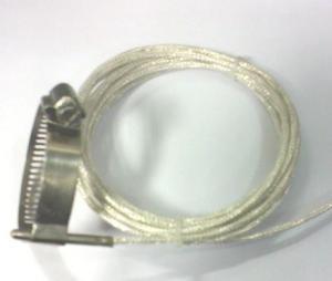 China Clamp -type platinum resistance temperature sensor on sale