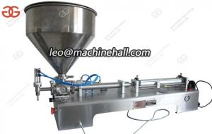 China Peanut Butter Filling Machine|Peanut Paste Filling Machine|Nut Butter Packing Machine Price on sale
